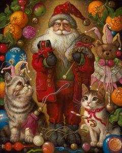 Web-Santa